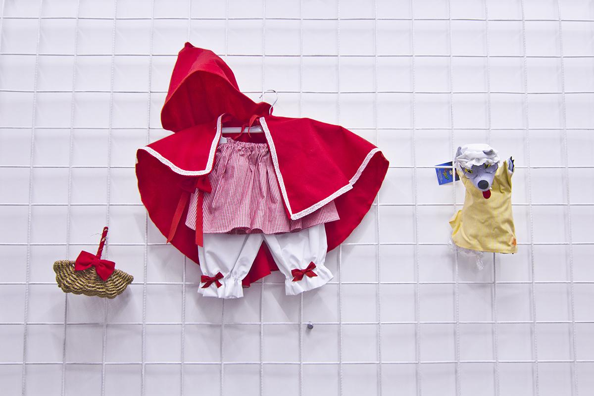 Travestimenti Carnevale - Cappuccetto Rosso