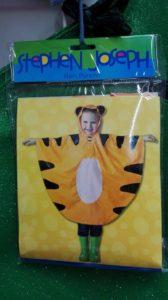 Impermeabile tigre - Speriamo che Dorma