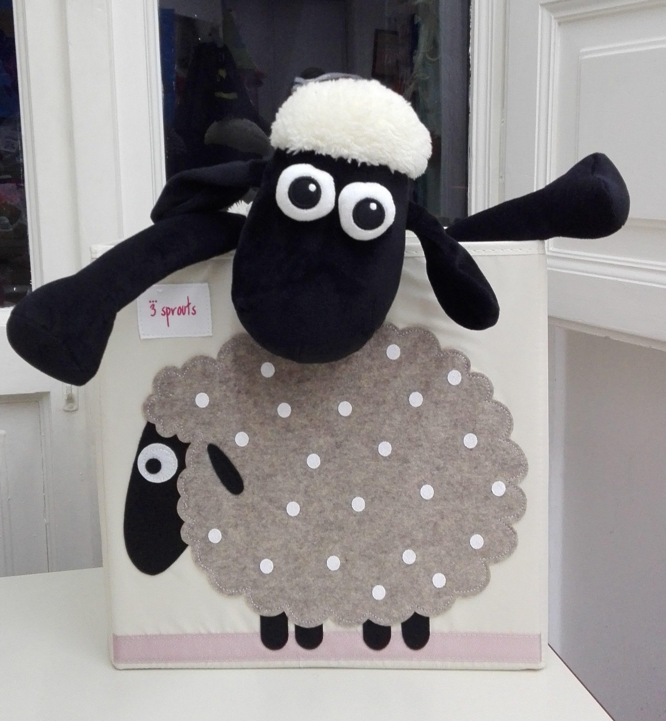 Ceste portatutto pecorella - Speriamo che Dorma
